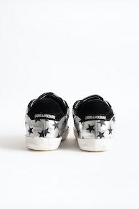 Zadig Used Circus Sneakers