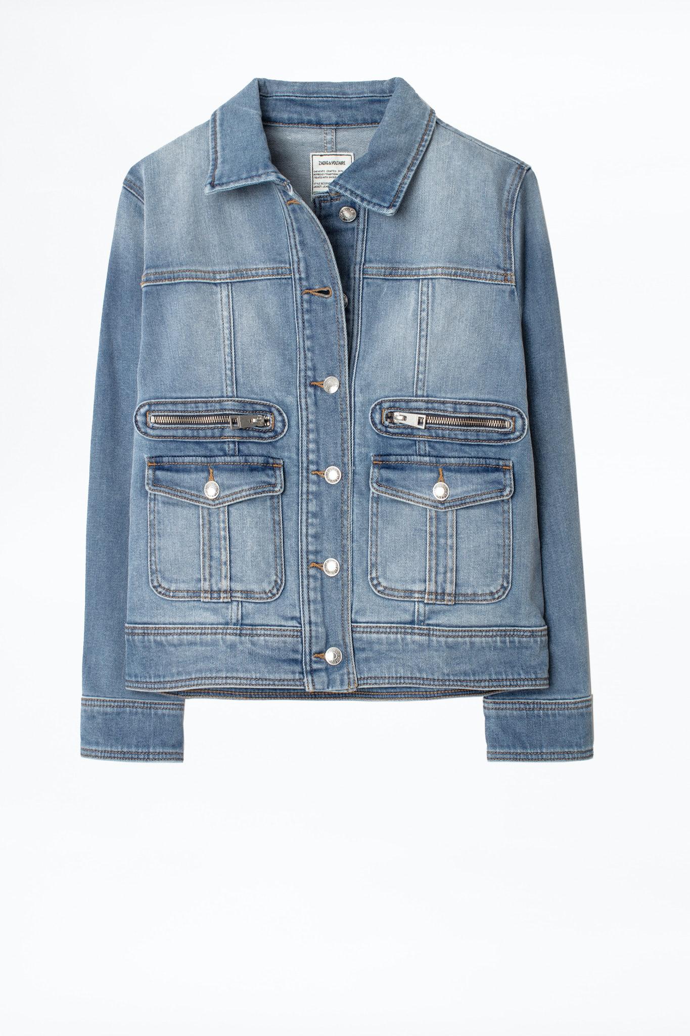 Liamy Denim Jacket