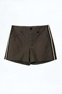 Step Mili Shorts