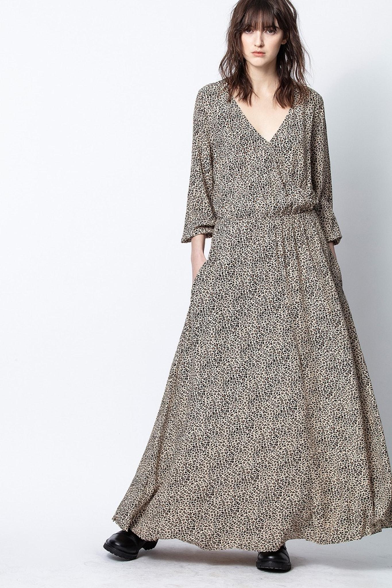 Rikko Mini Leo Dress