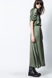 Ray Satin Dress