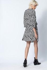 Kleid Roni Herzprint