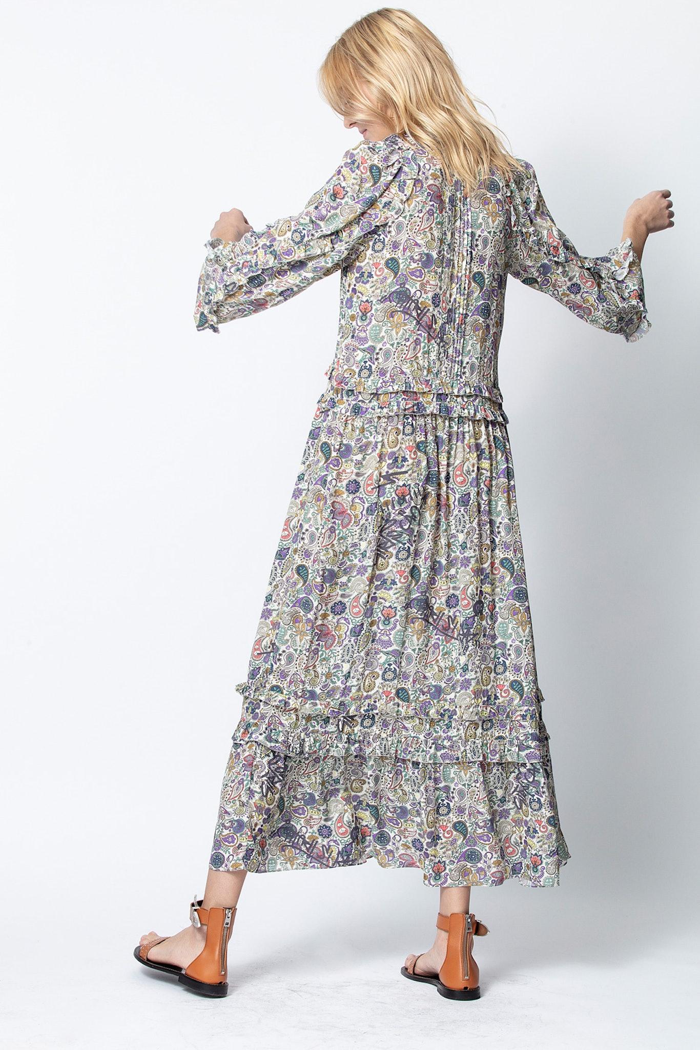Kleid Realize Print Mandala