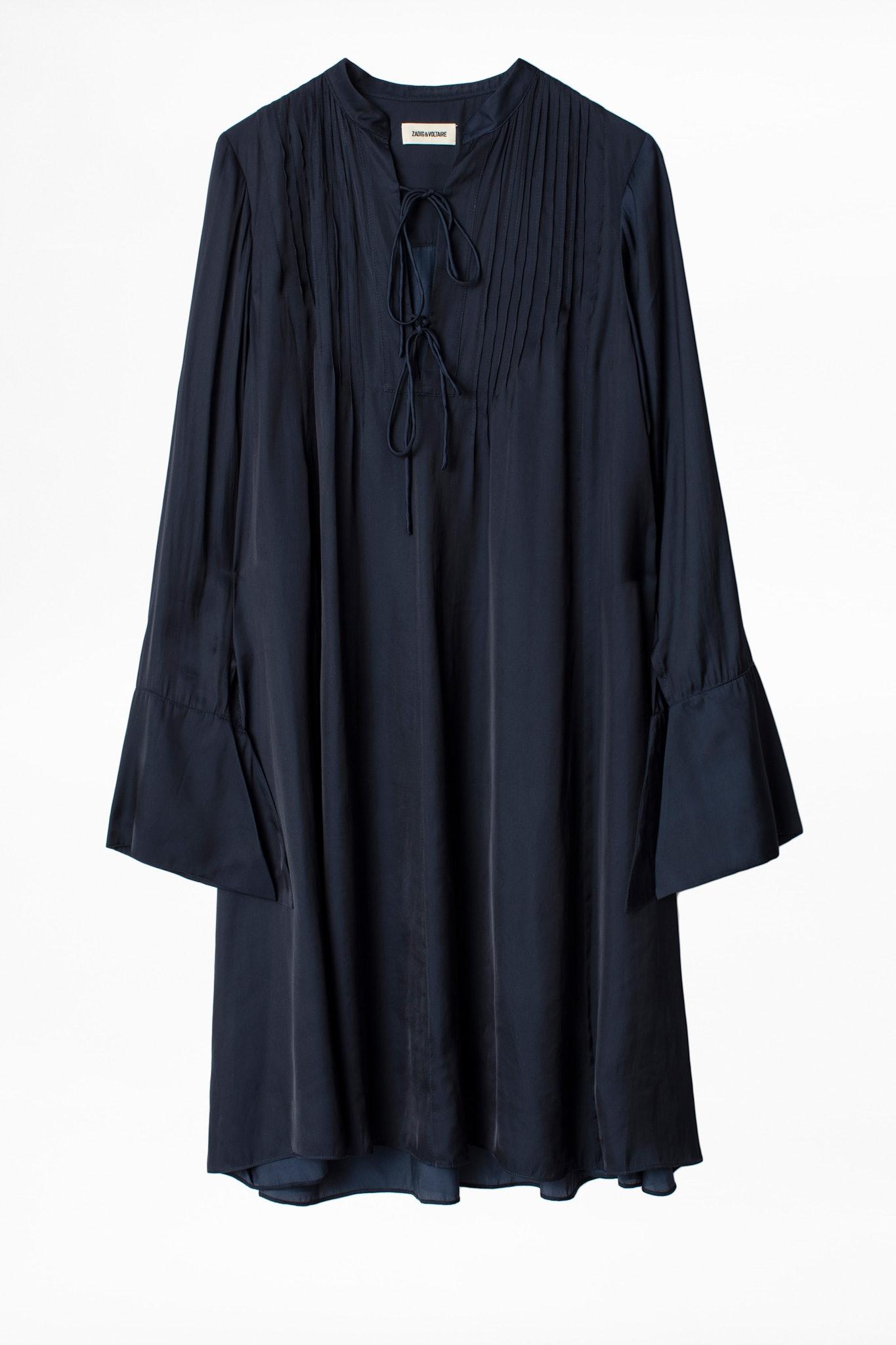Raika Satin Dress