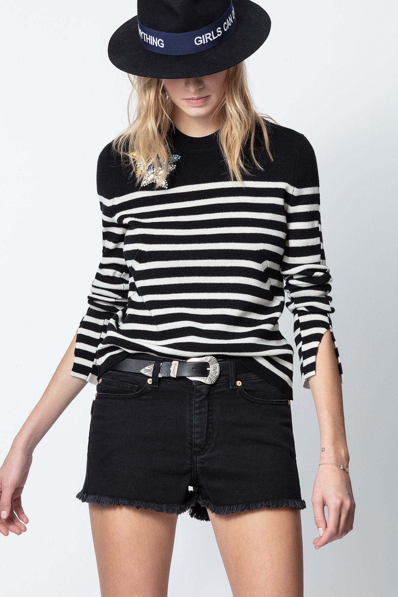 Pull Delly Stripes Beads