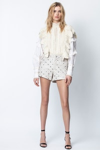 Lila Cashmere Sweater
