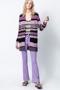 Cardigan Marilou Stripes