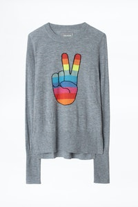 Pullover Lirius Peace Kaschmir