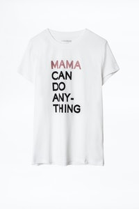 T-Shirt Walk Mama Can Do