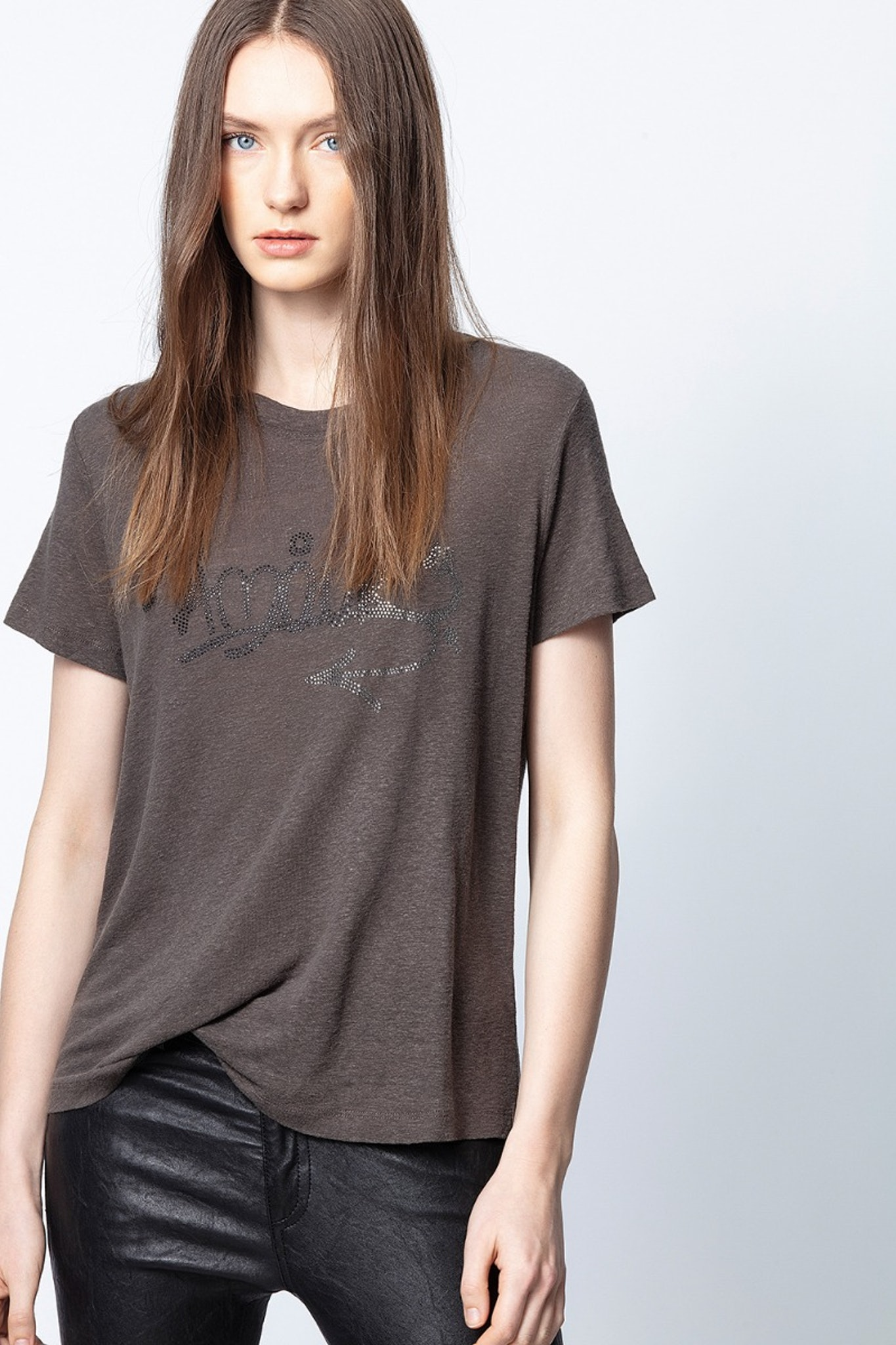 Azedi Strass Jormi T-Shirt