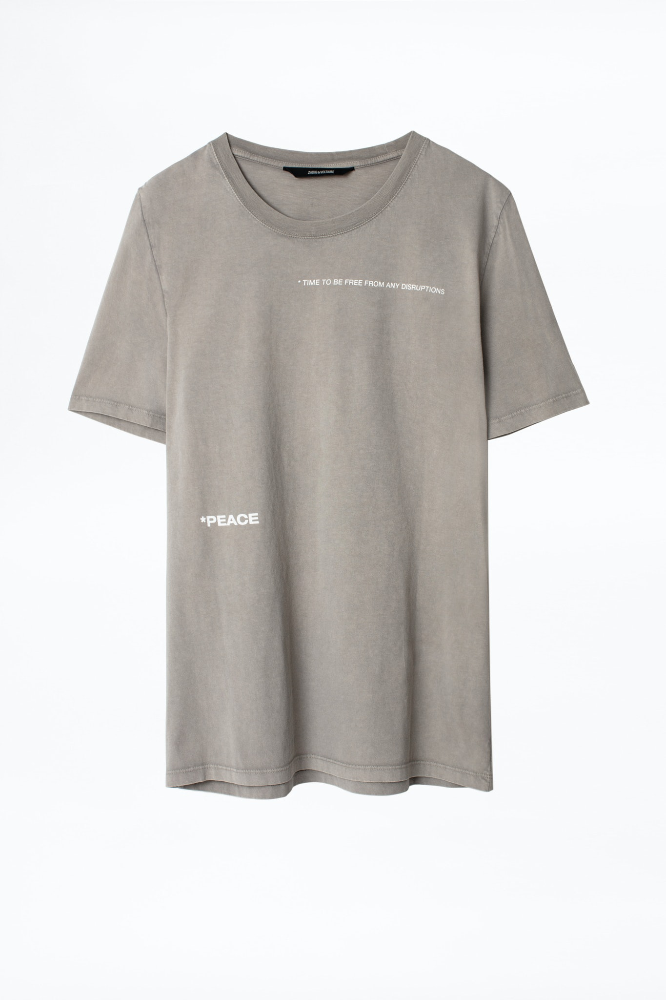 T-Shirt Ted Peace Photoprint