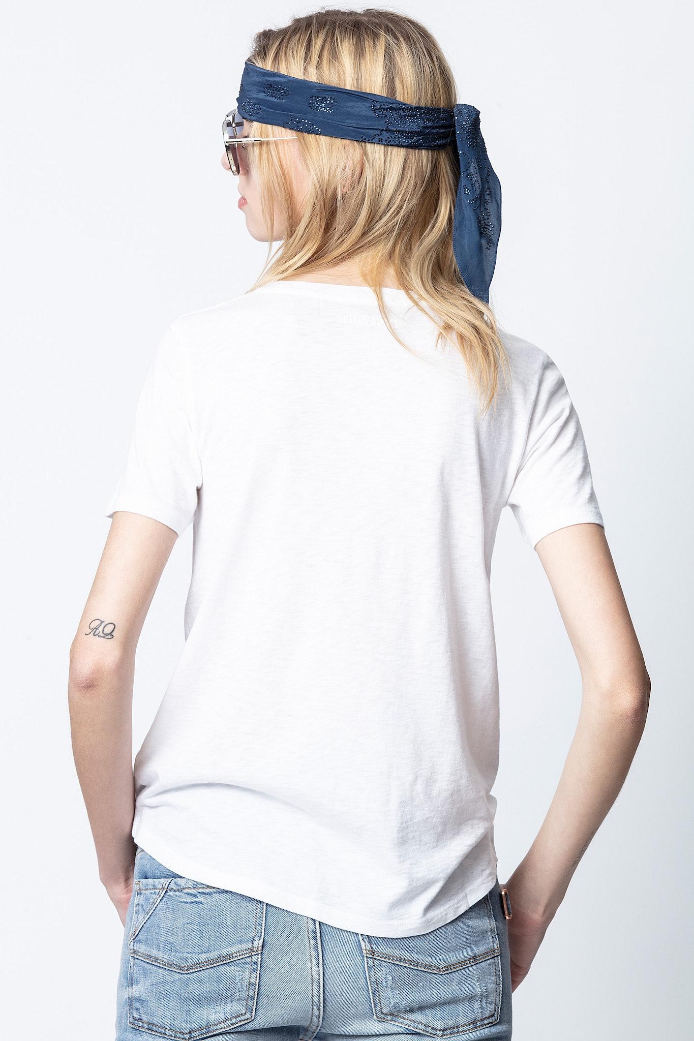 Camiseta Atia Jormi Strass