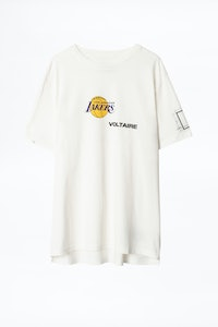 Tobias LA Lakers T-Shirt