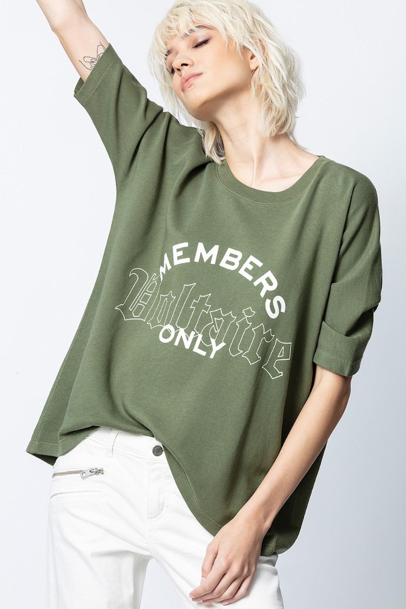Sweatshirt Portland Members Only