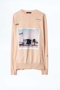 Simba Life Photoprint Sweatshirt