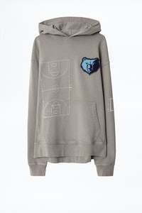 Sweatshirt Sanchi Grizzlies NBA