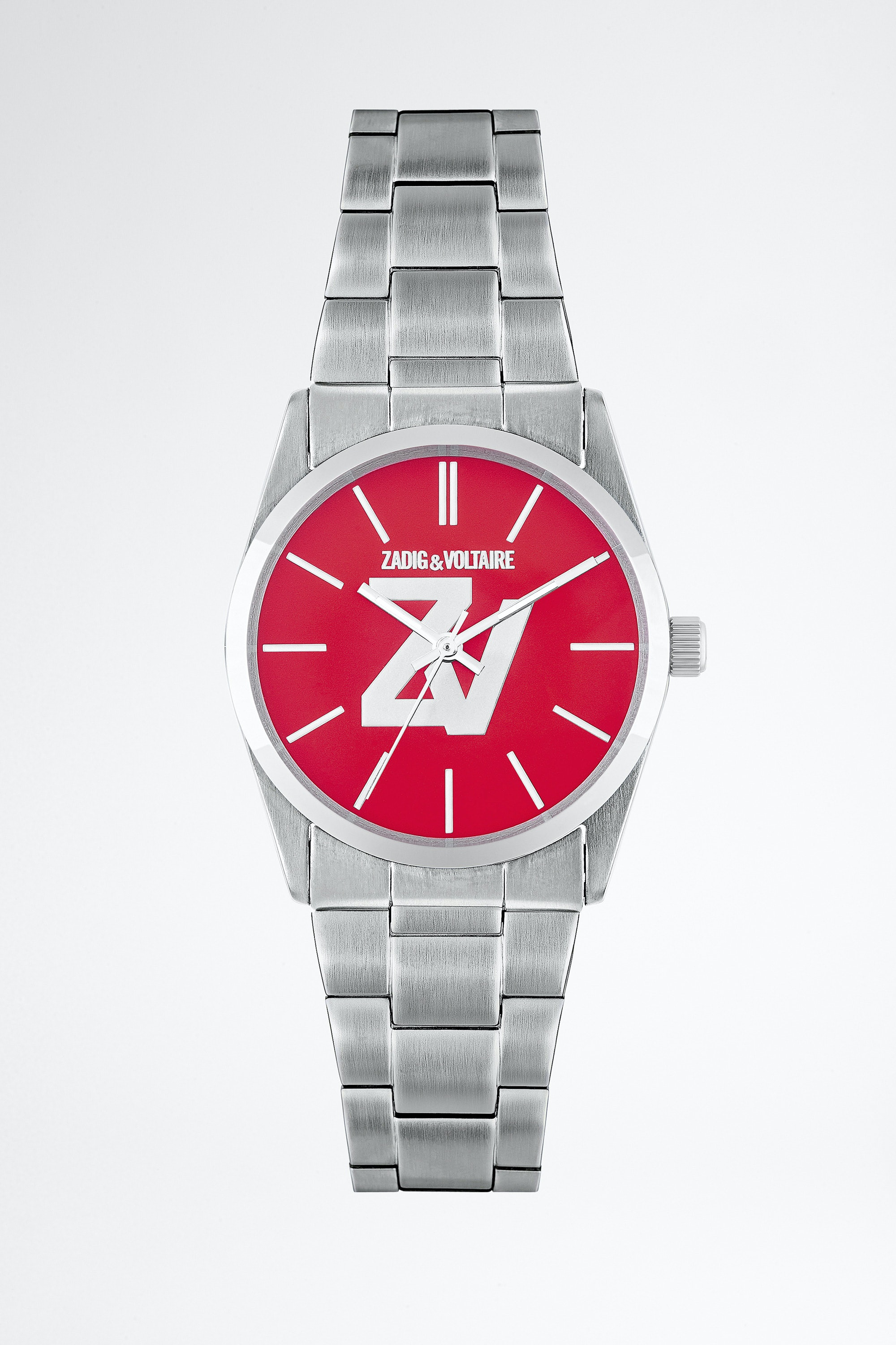 ZV Logo Timeless Watch