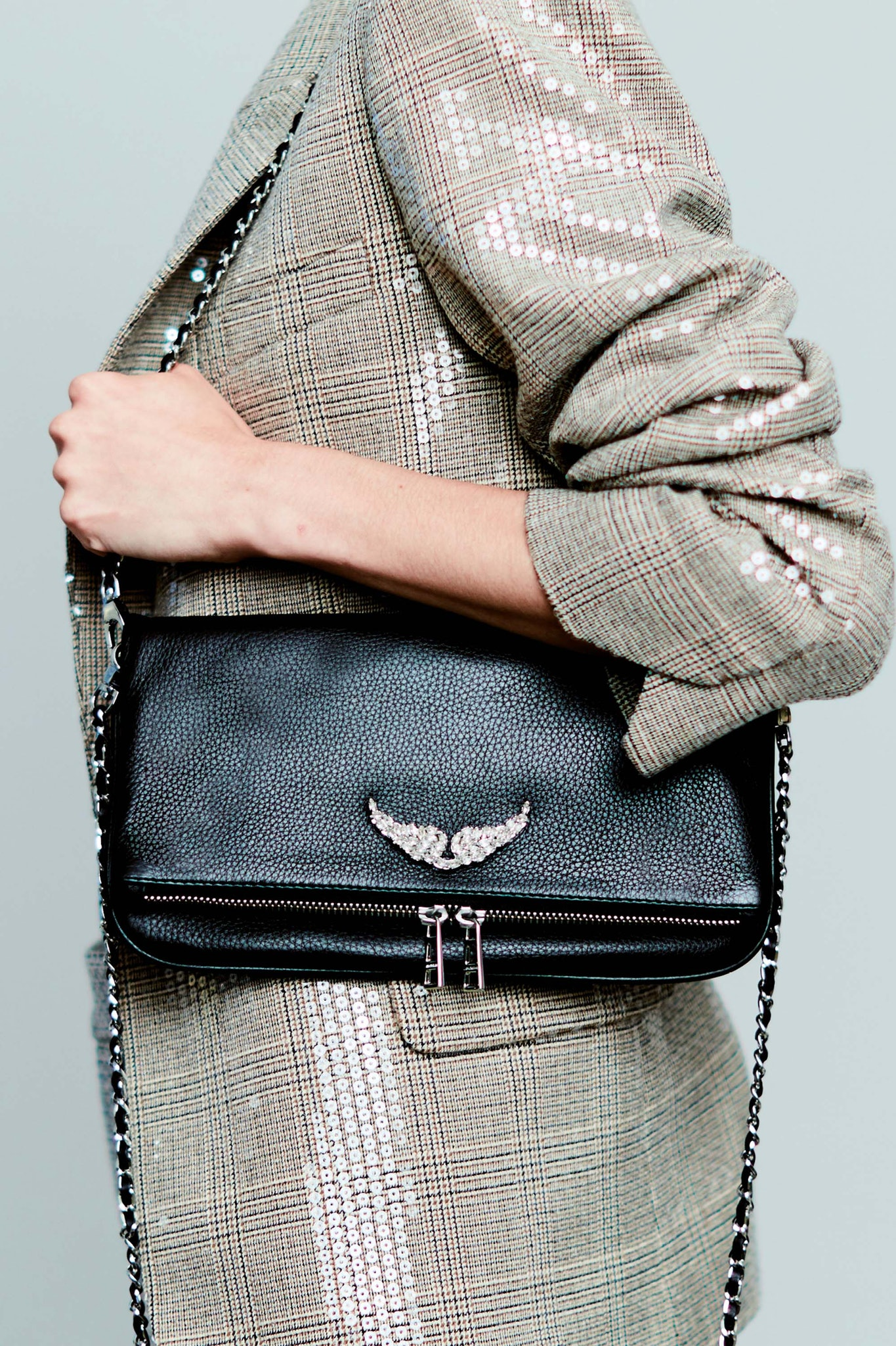 Charm Strass Swing Your Wings