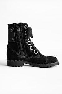 Joe Suede Boots