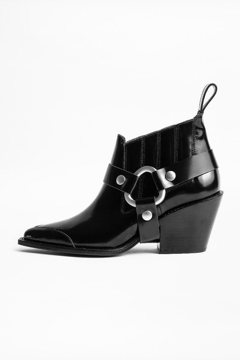 Bottines N'Dricks Glossy
