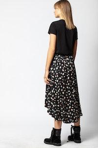 Josline Flower Vintage Skirt