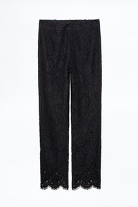 Posh Lace Pants