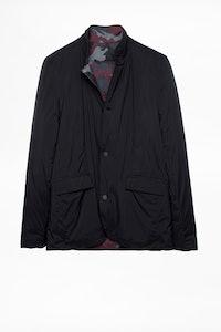 Klub Rev Camou Jacket