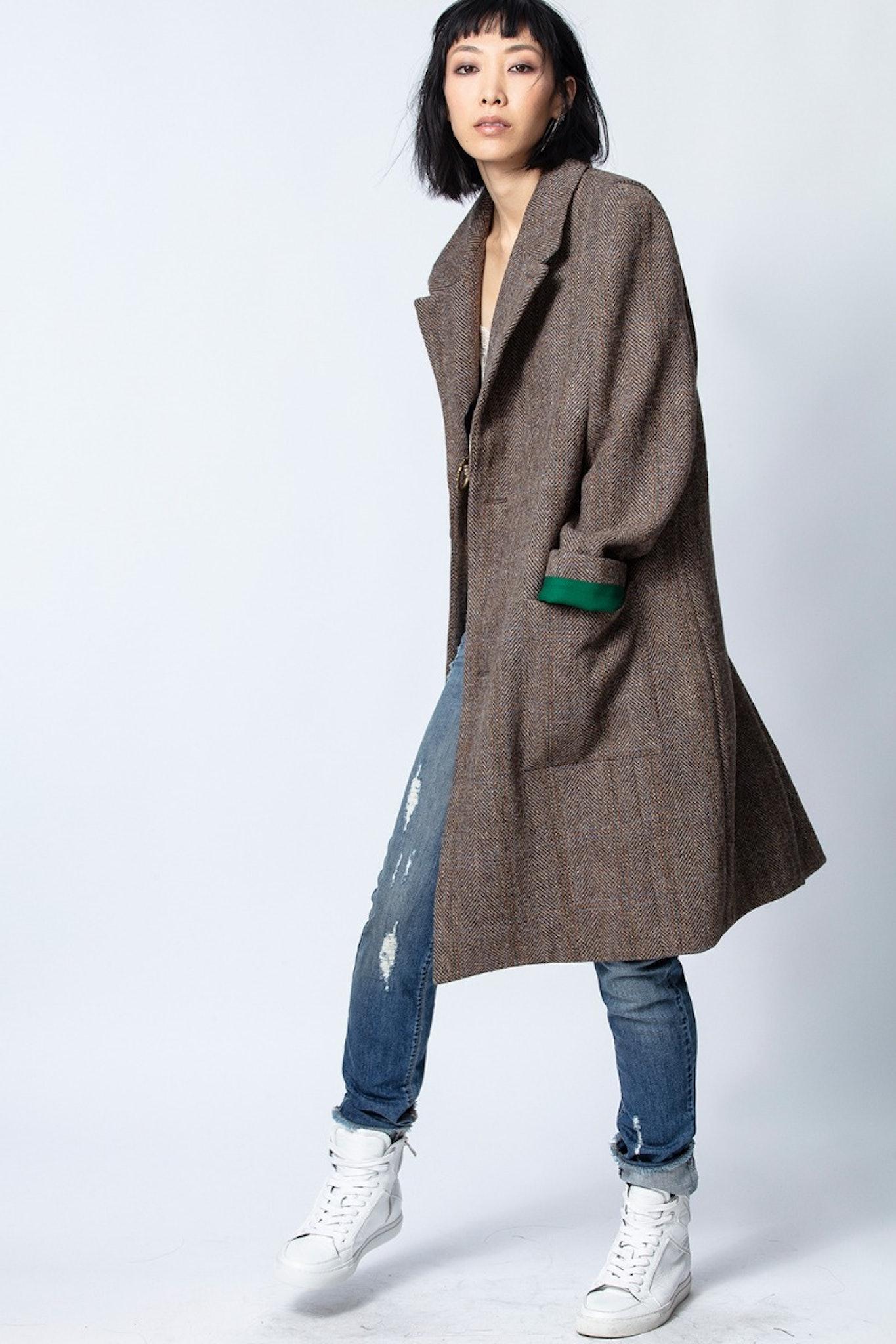 Mantel Macy Check