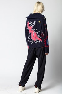 Pull Clea Glam Rock