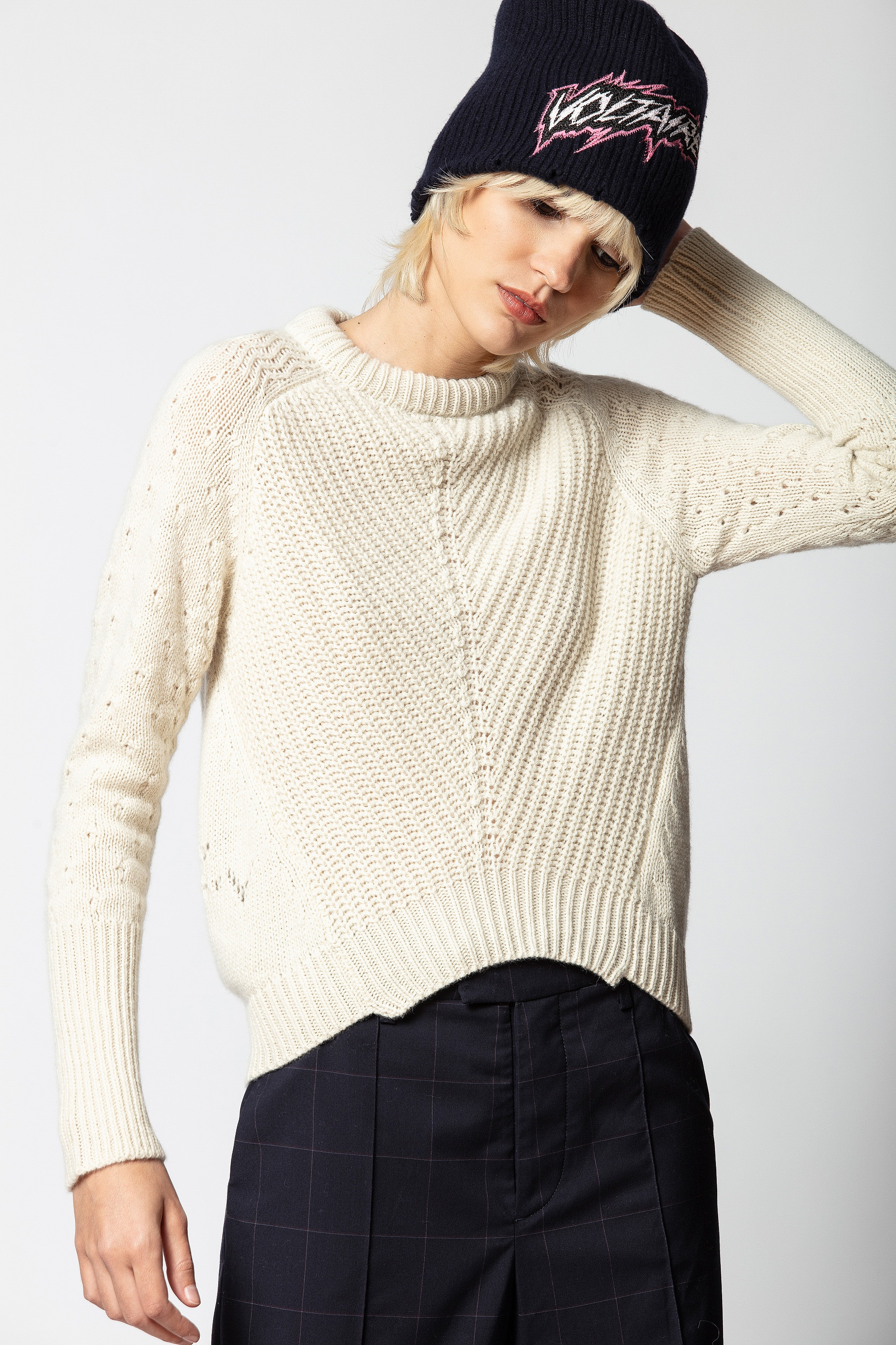 Ginnie Cachemire Sweater