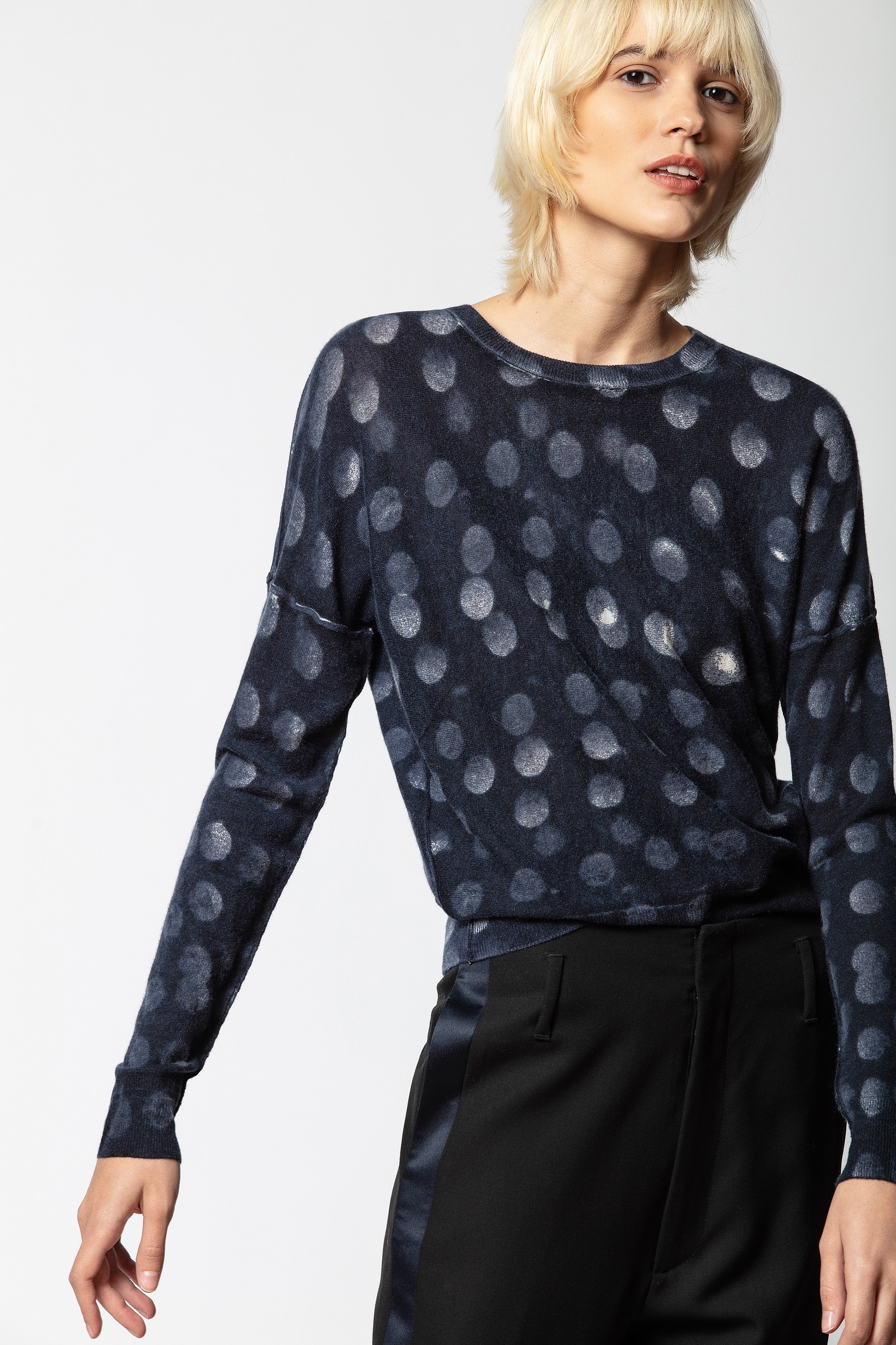 Anouck Cashmere Sweater