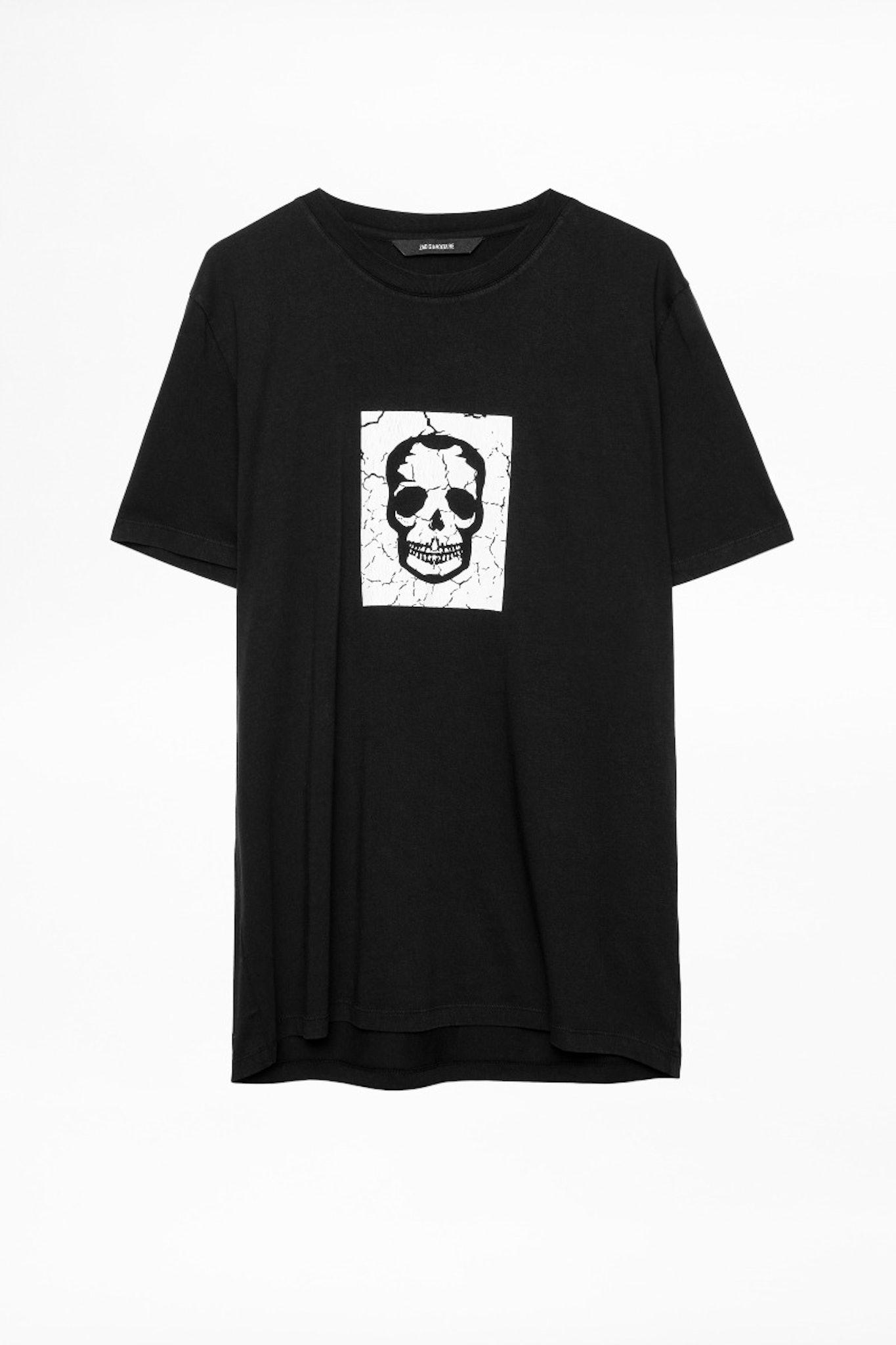 Tommy Small Skull T-shirt