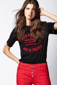 Bella Blason T-shirt