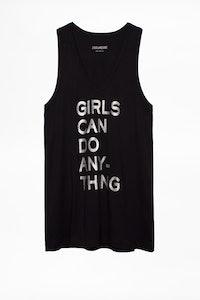 Jamy Girls Can Do Tank Top