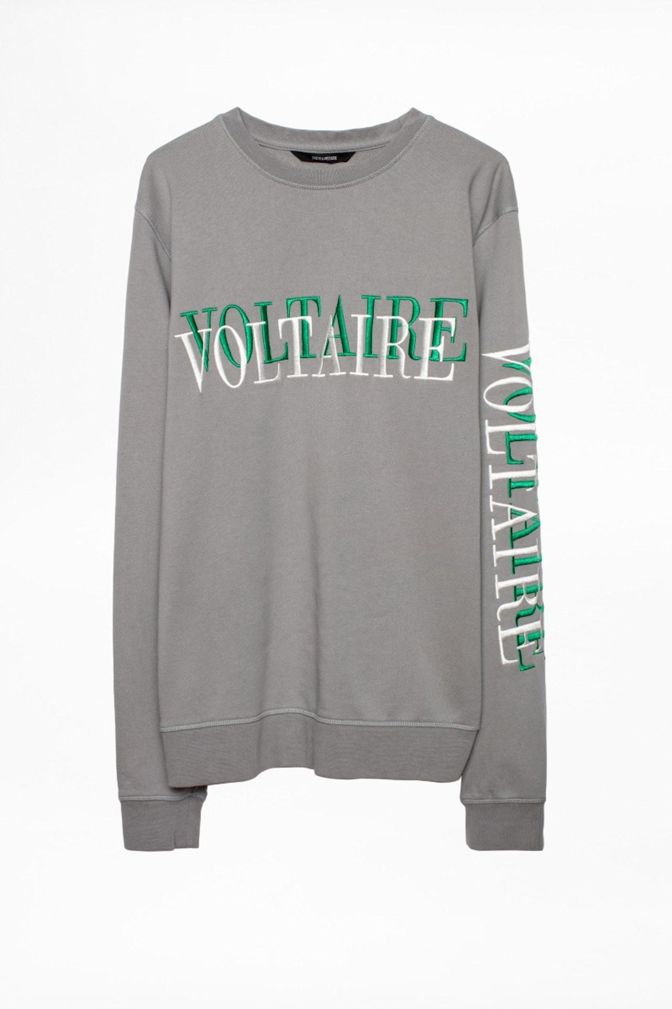 Sweatshirt Seuil Voltaire
