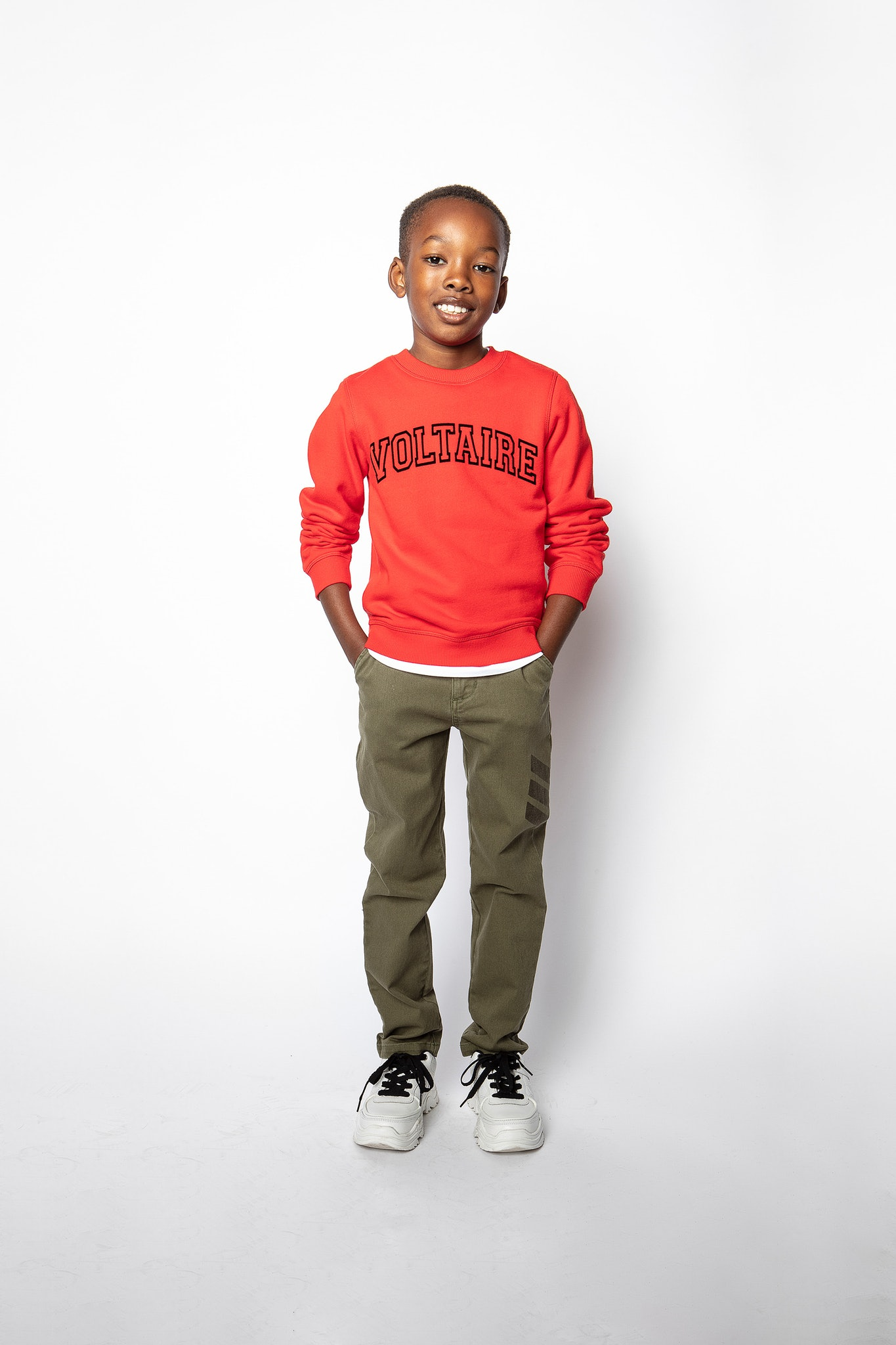 Theo Enfant Pants