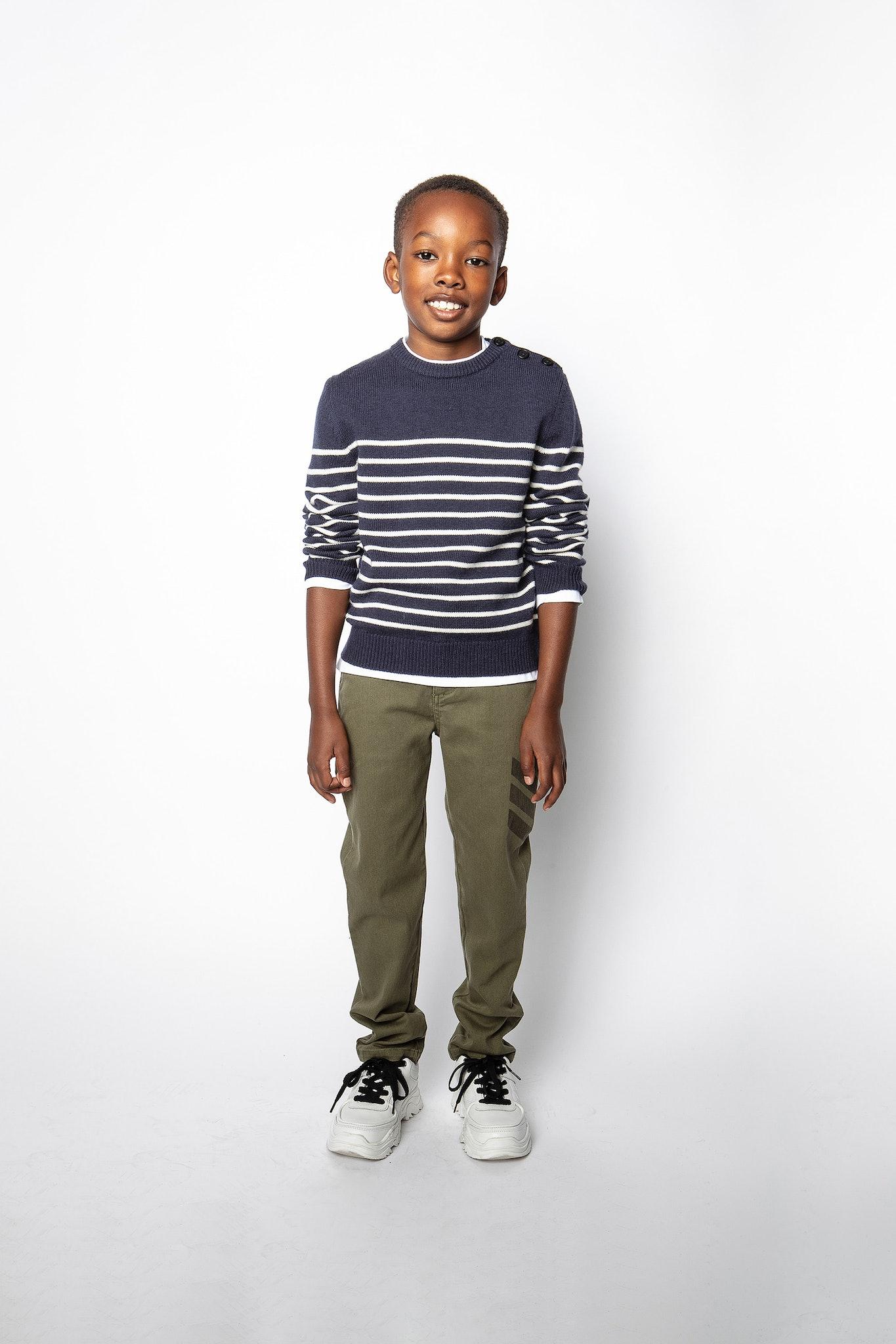 Bud Enfant Sweater