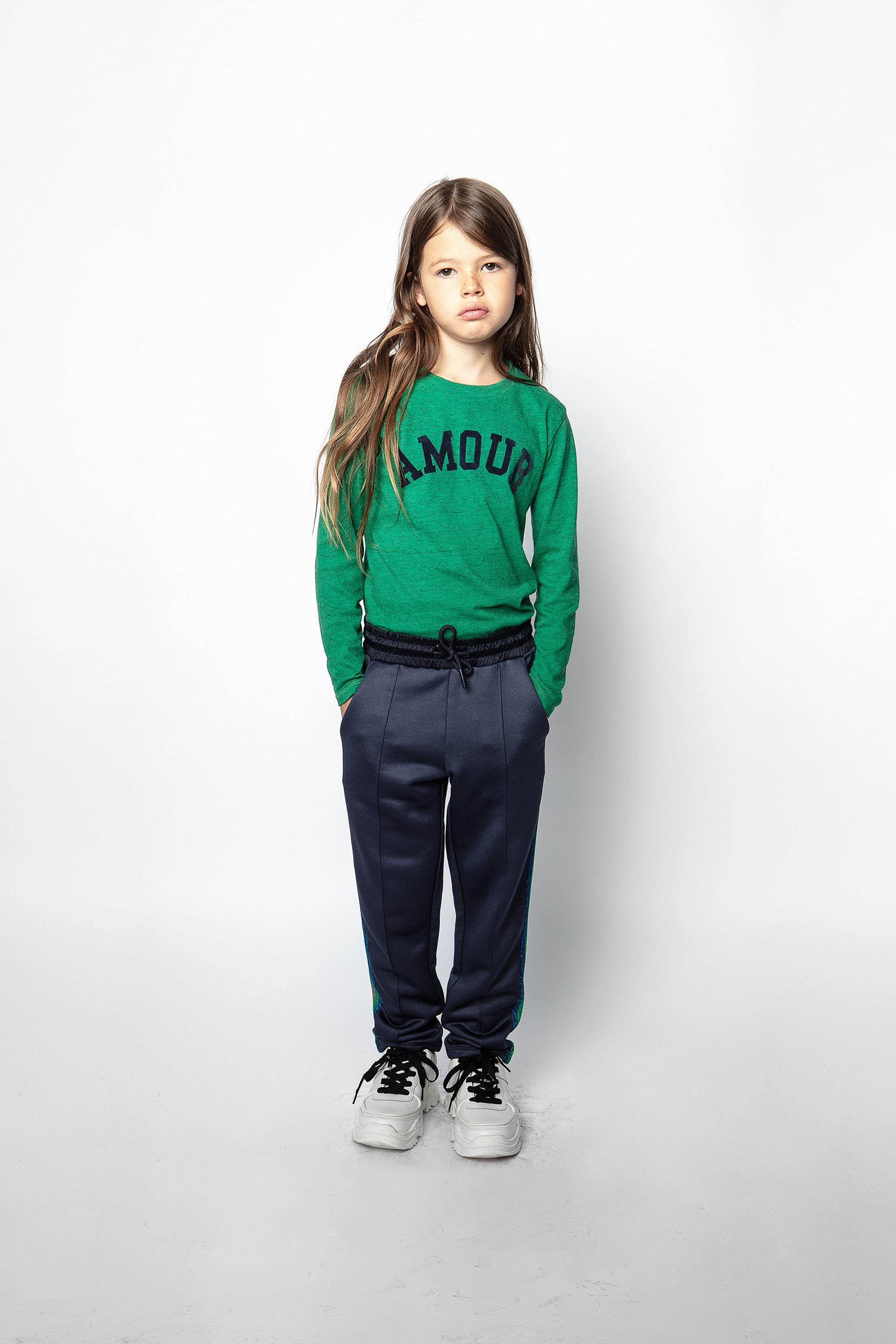 Kinder-T-Shirt Anie