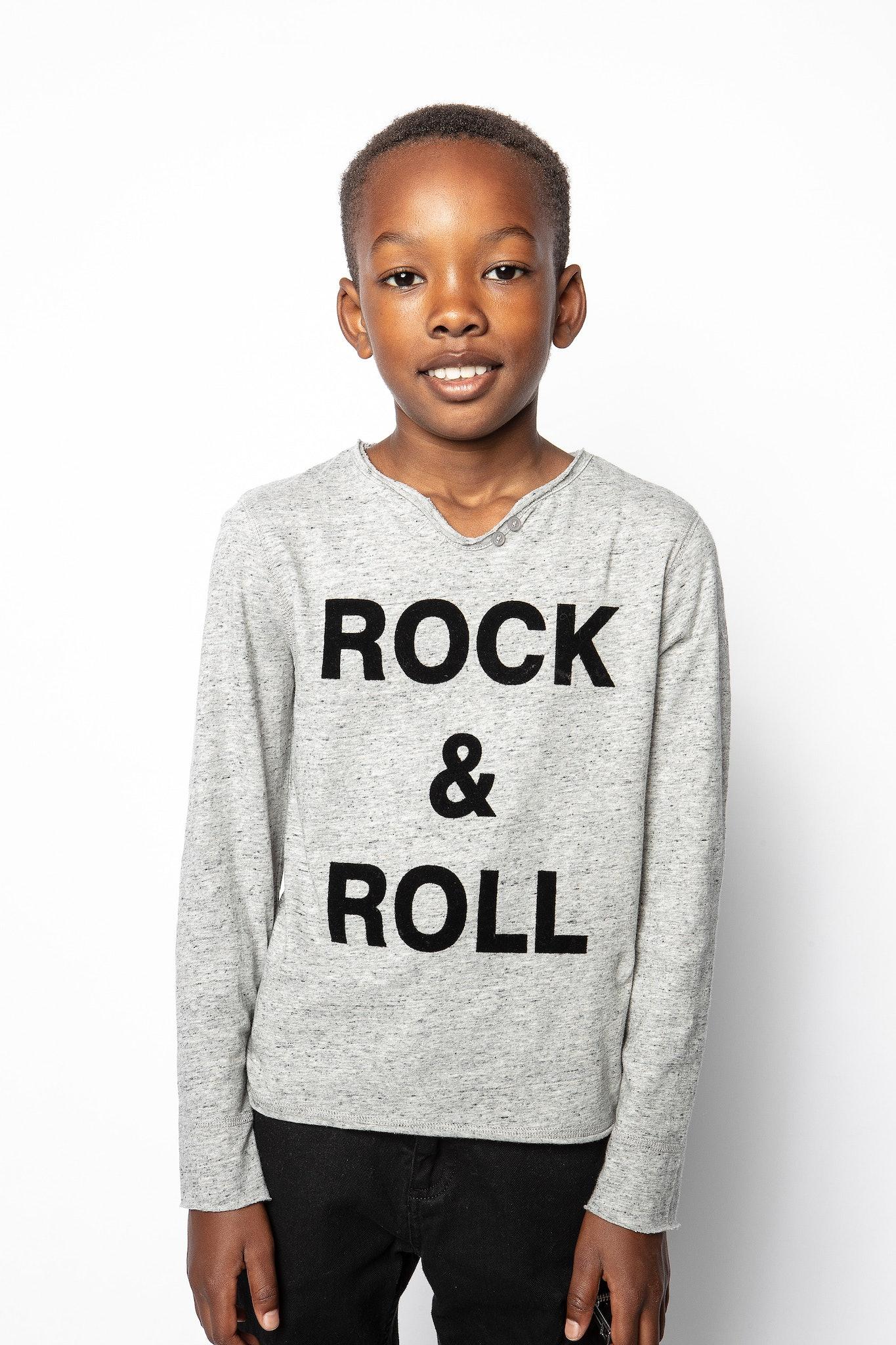 T-Shirt Boxer Enfant
