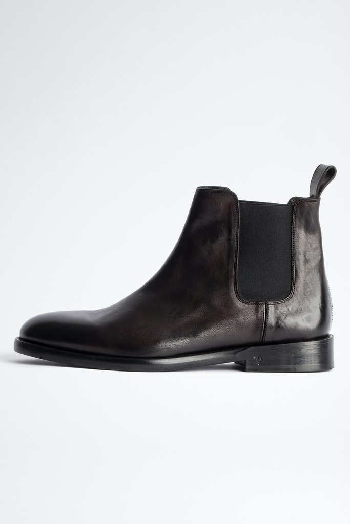 Bottines Rhodes Roma