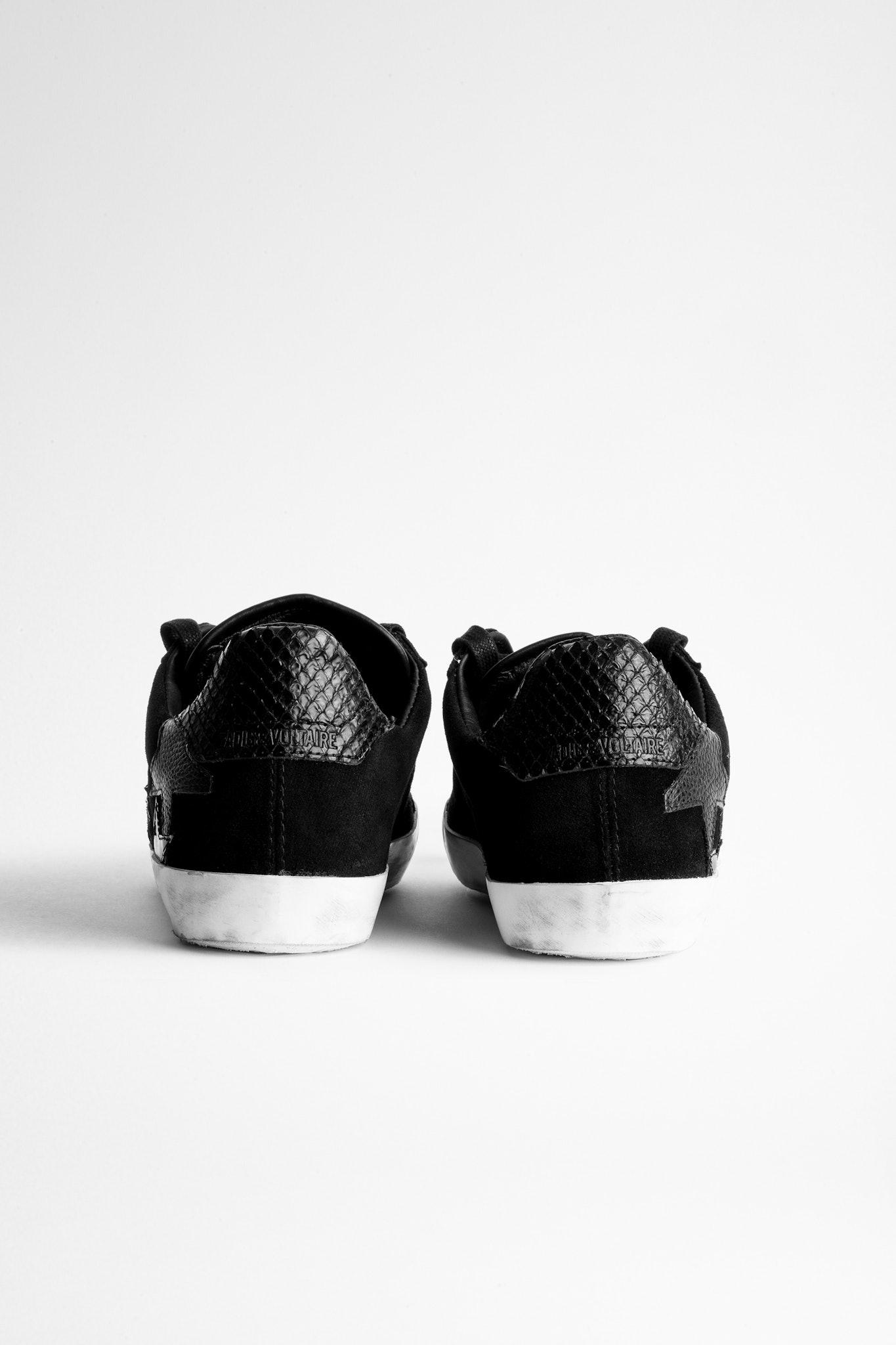 Sneakers Zadig Used Flash Star