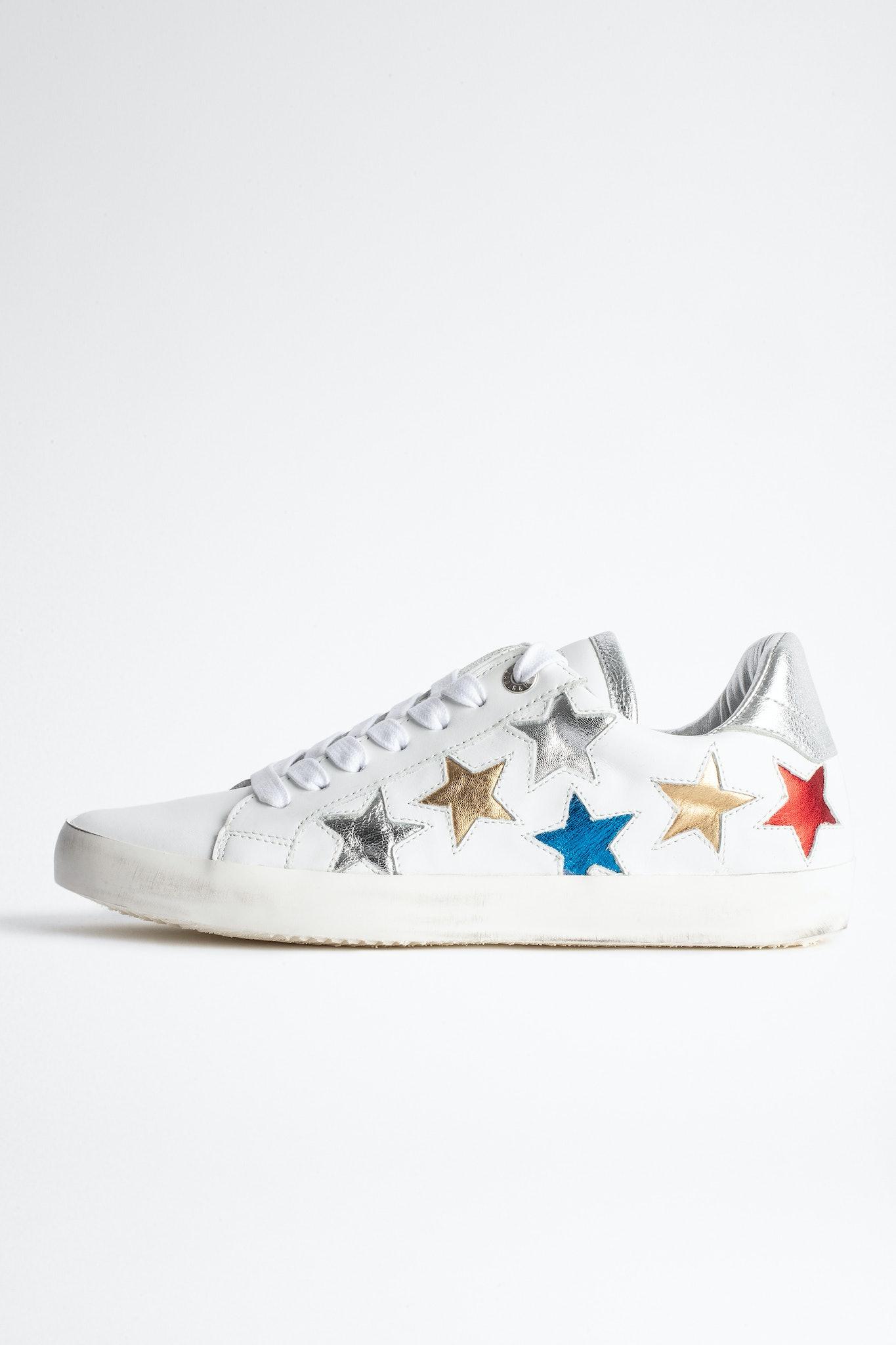 Zadig Used Star Sneakers