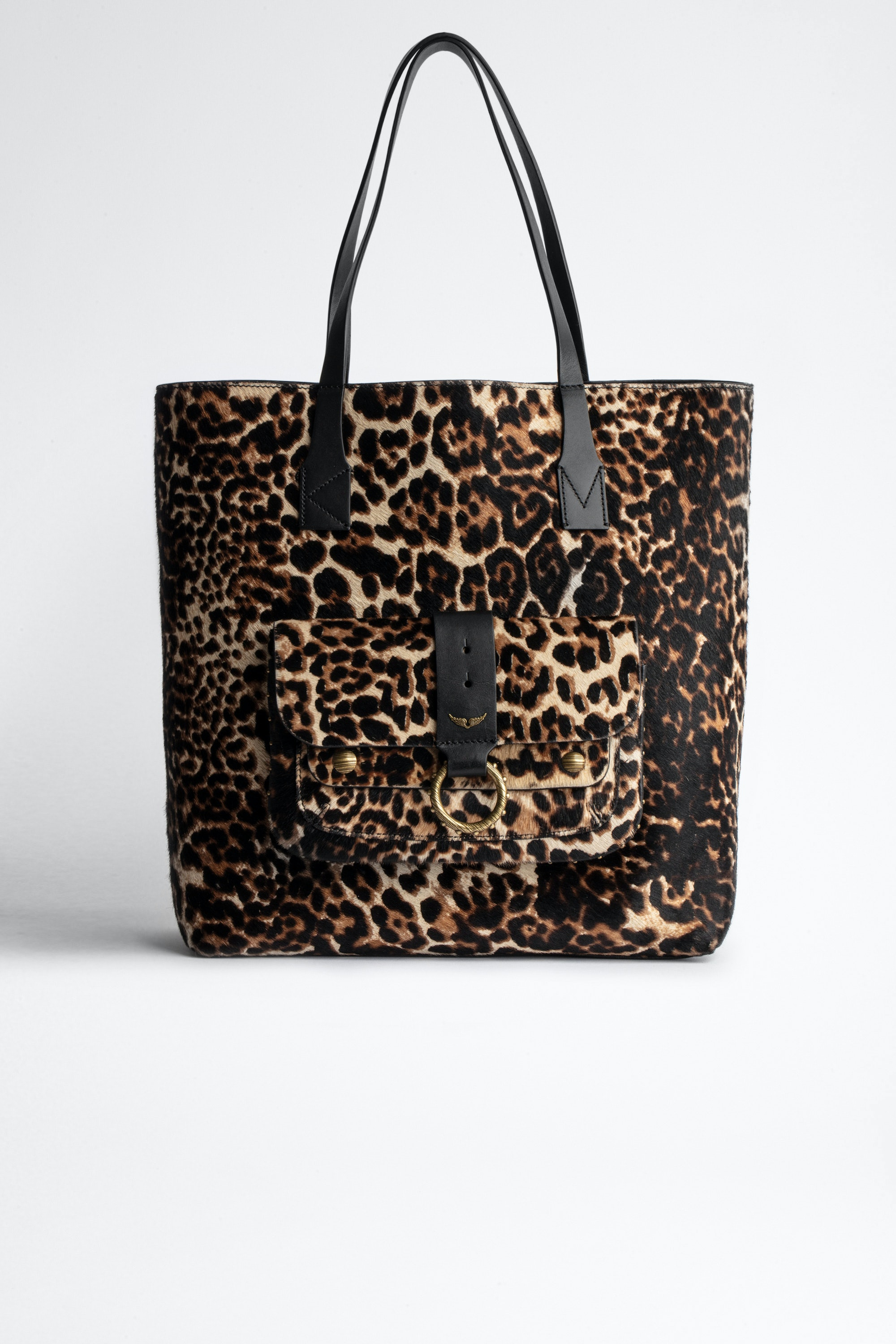 Kate Shopper Leo Bag