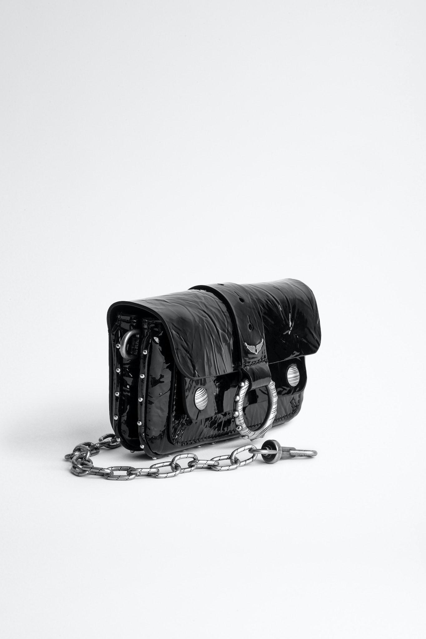 Kate Wallet Wrinkle Bag