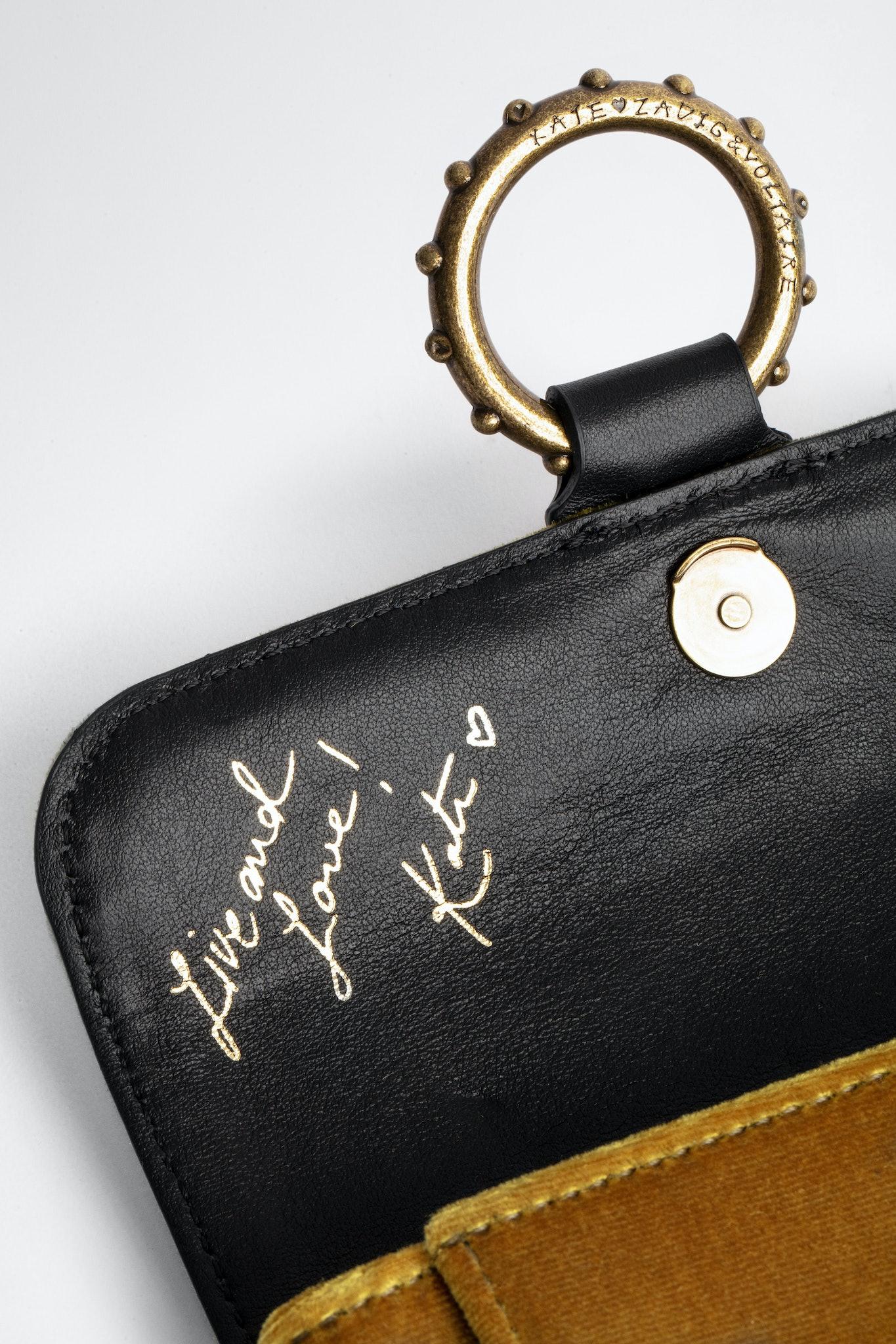 Tasche Kate Wallet Velvet