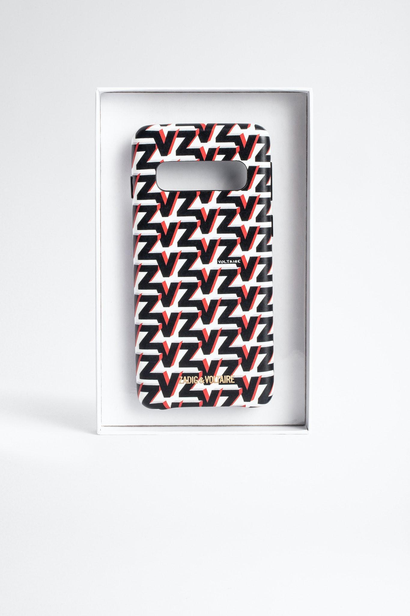 Funda para Salmsung ZV Initiale Monogram