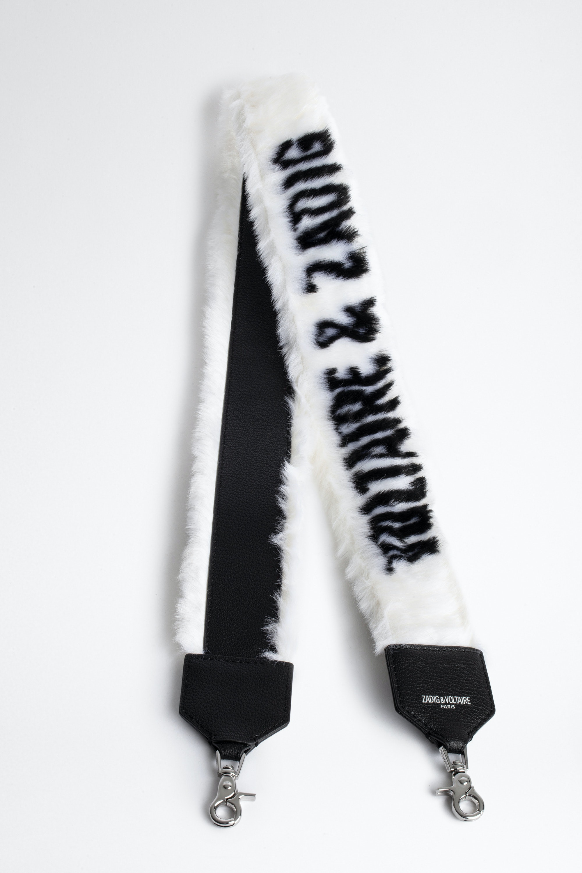 Fluffy Voltaire Shoulder Strap