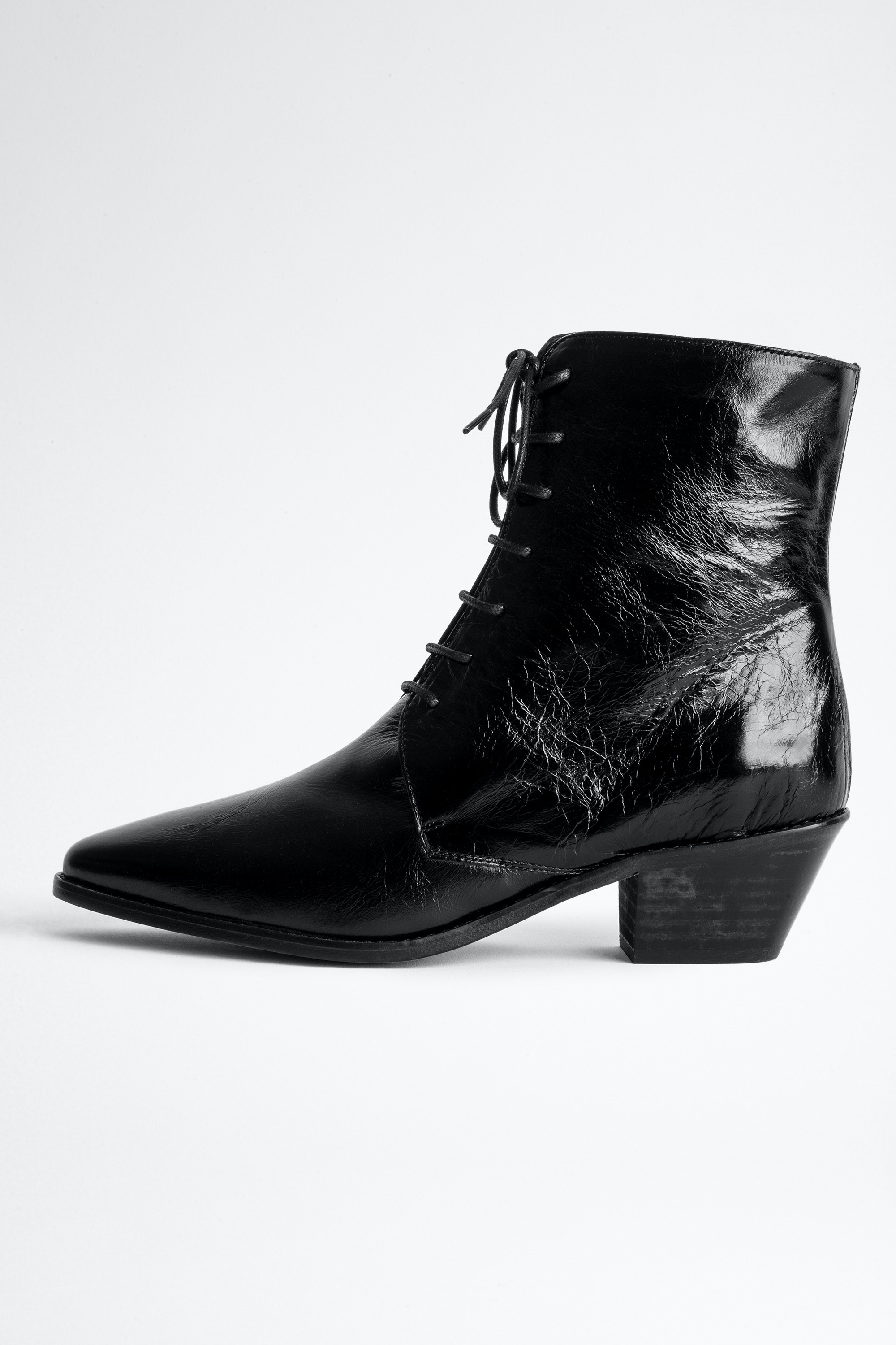 Bottines Tyler Laced Vintage