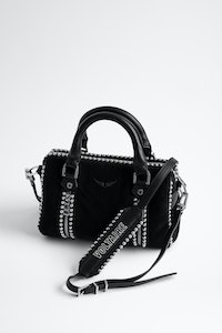 Sunny XS Suede Studs Bag