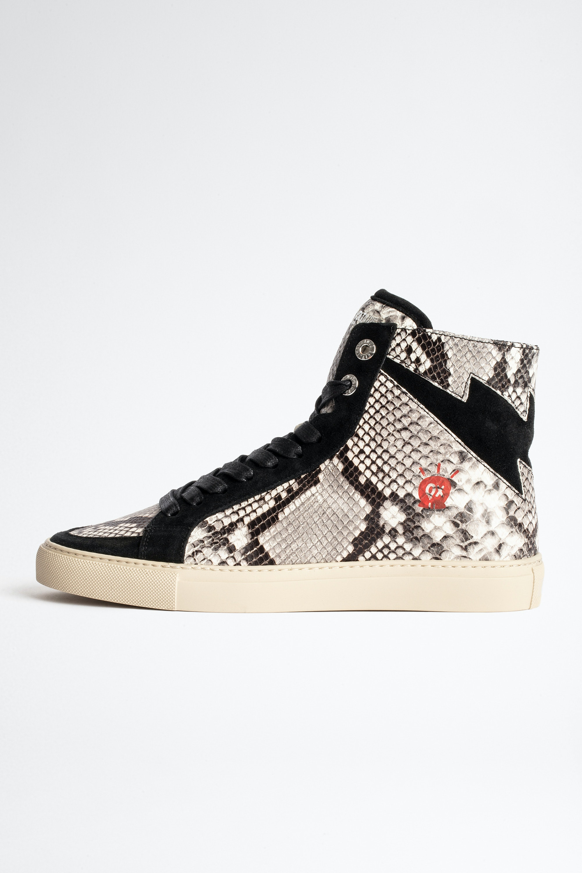 Sneakers ZV1747 High Flash Wild